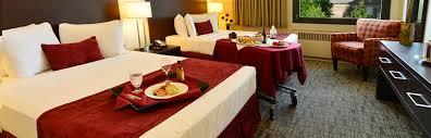 Hotel Umass room